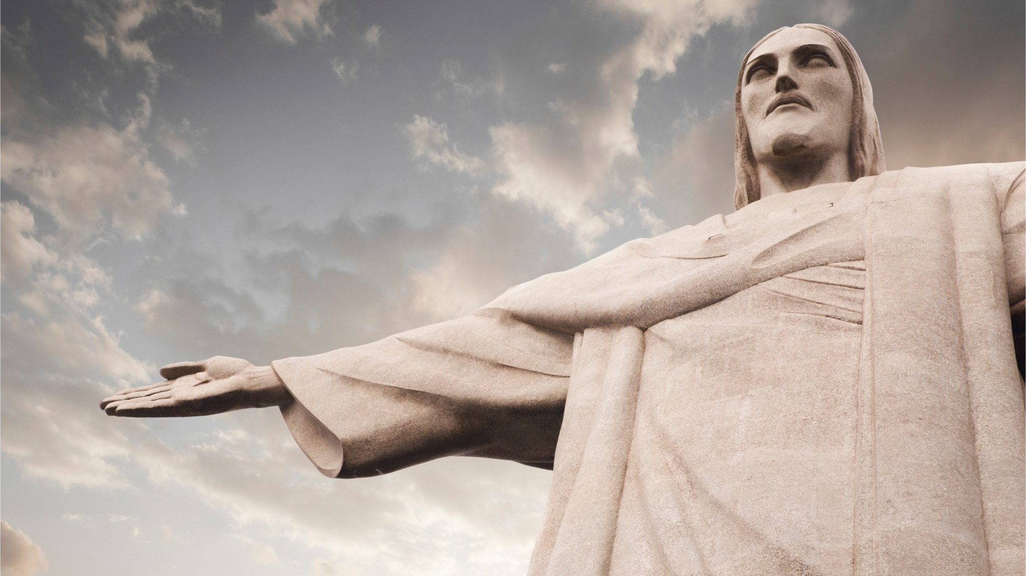 Die blinde Christus – Christo Redentor