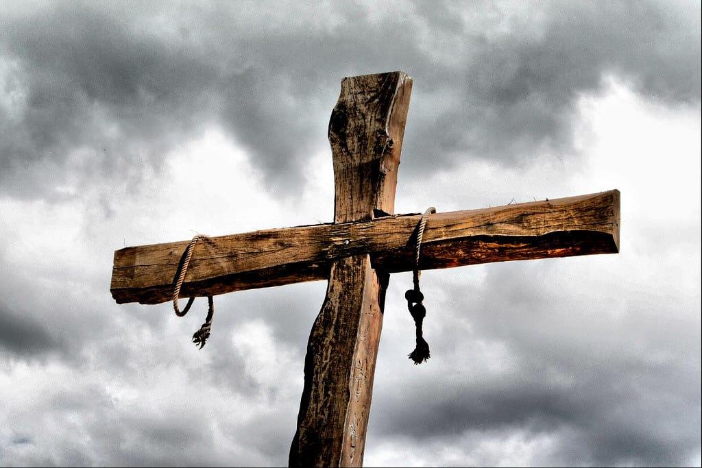 Stil Saterdag – Johannes en die kruis