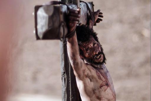 Jesus, dink aan my (die misdadiger aan die kruis)